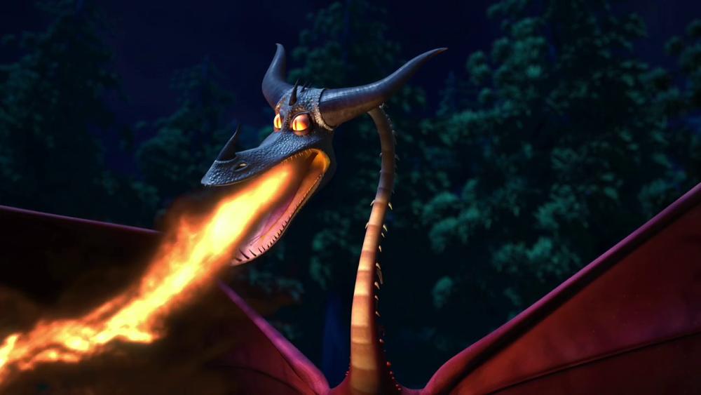 Тайфумеранг дракон фото
